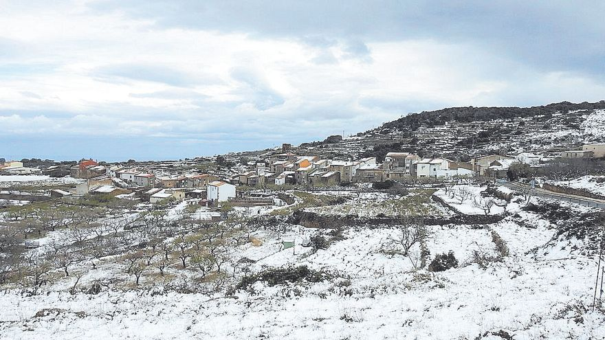 La Serratella, en el corazón de la Sierra de Engarcerán