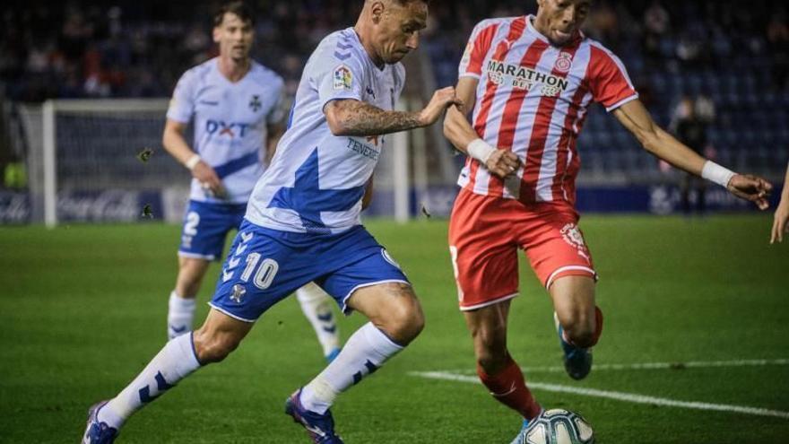 Sustituido el árbitro del Girona-Tenerife por covid-19