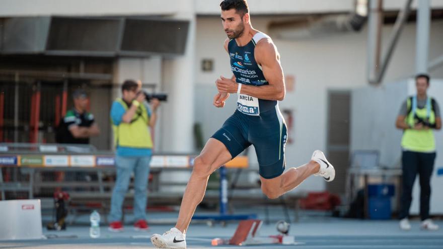 Samuel García se cuelga el bronce en Italia