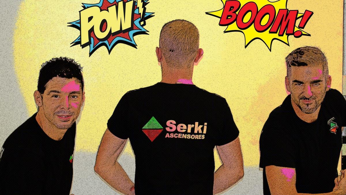El departamento técnico apuesta por el exclusivo sistema Serkinet365.