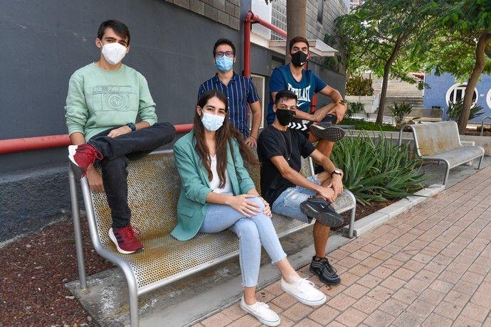 Alumnos de la ULPGC