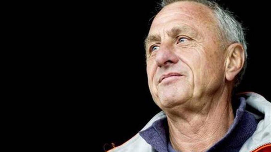 Cruyff en El Arcángel: cuatro años del adiós del mito