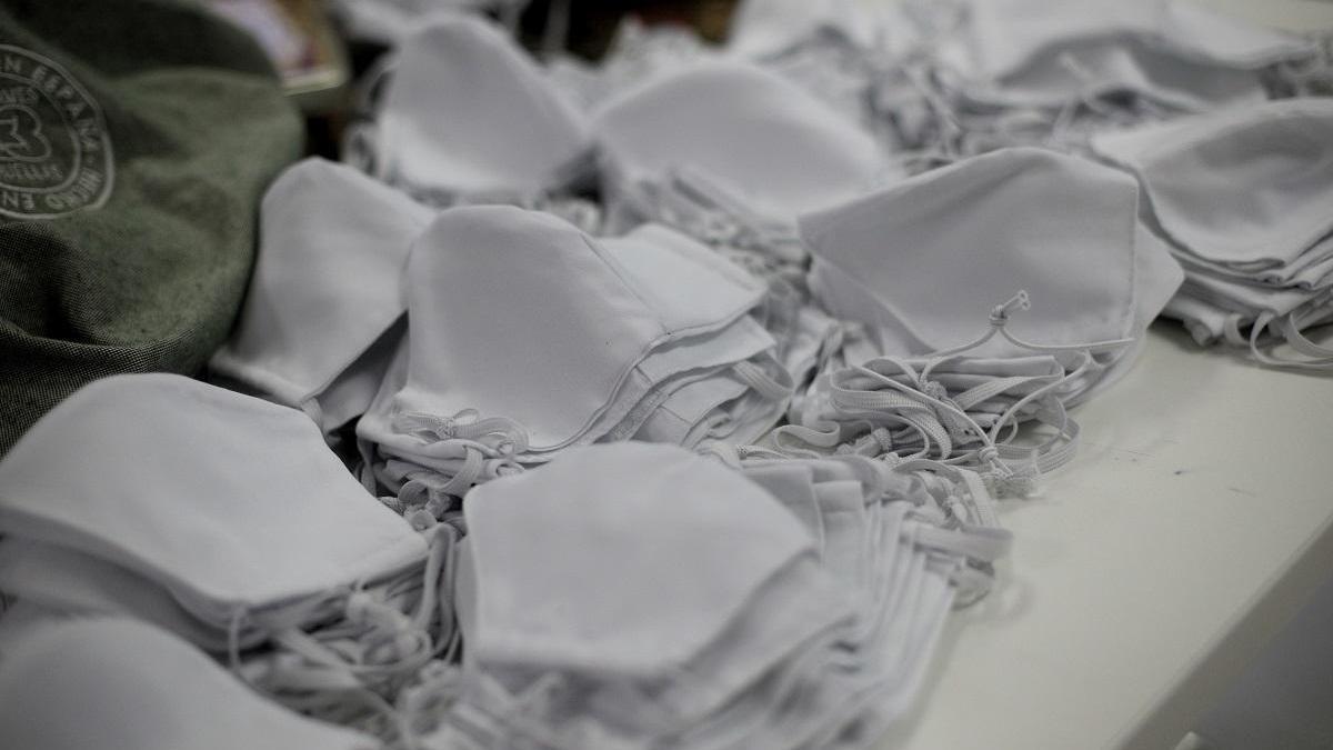 El PP pide al Gobierno que rebaje el IVA de las mascarillas