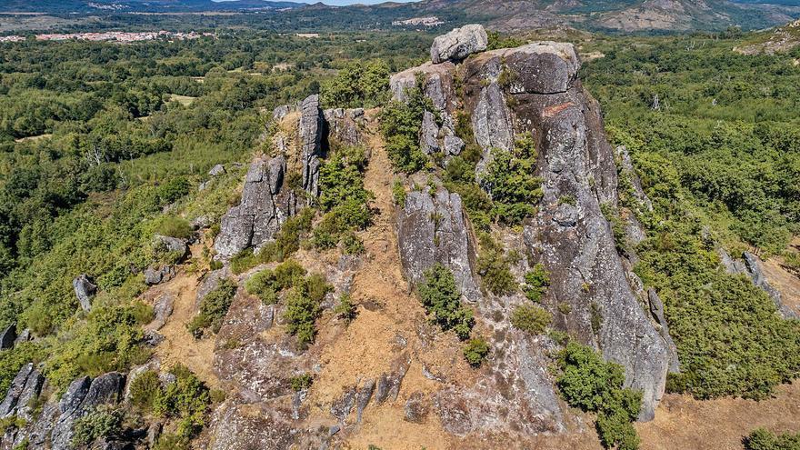 O castelo de  Piconha