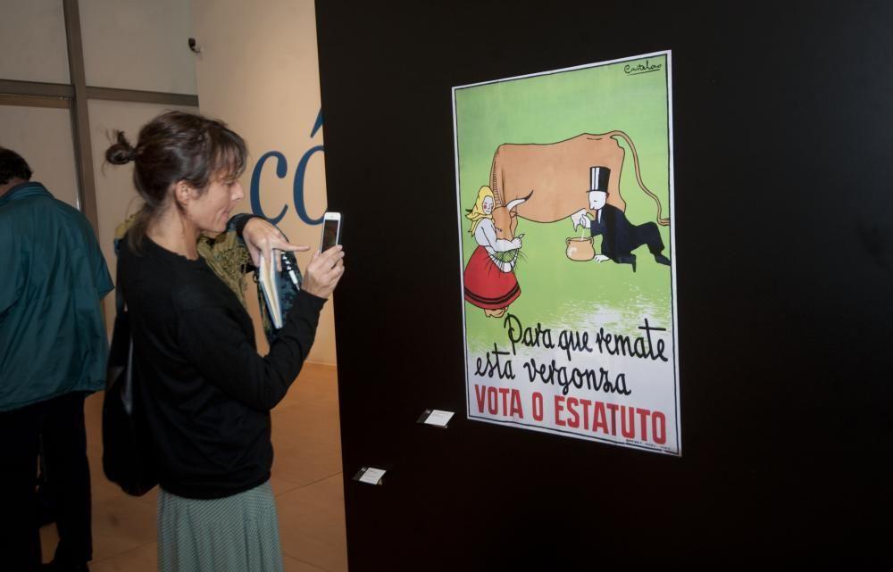 'Galicia 100. Obxectos para contar unha cultura'