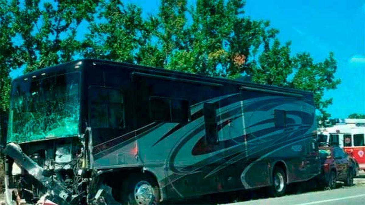 Accidente de cuatro españolas en Los Cayos de Estados Unidos.