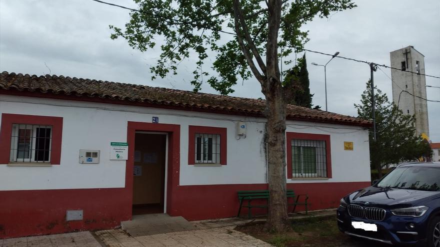 El consultorio médico de Valdencín se reformará con casi 19.000 euros