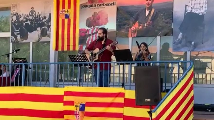 'De Teruel no es cualquiera', esta mañana en el homenaje en Alloza a Joaquín Carbonell