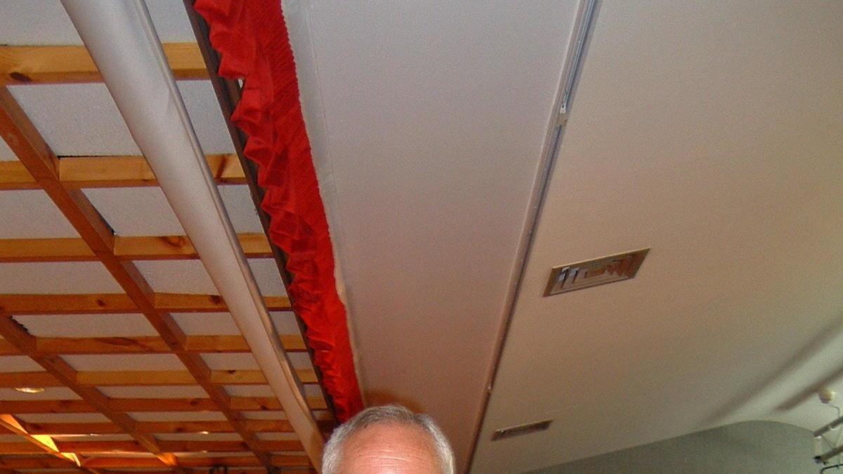 Pedro Gil, gerente de la Comunidad de Regantes de Águilas