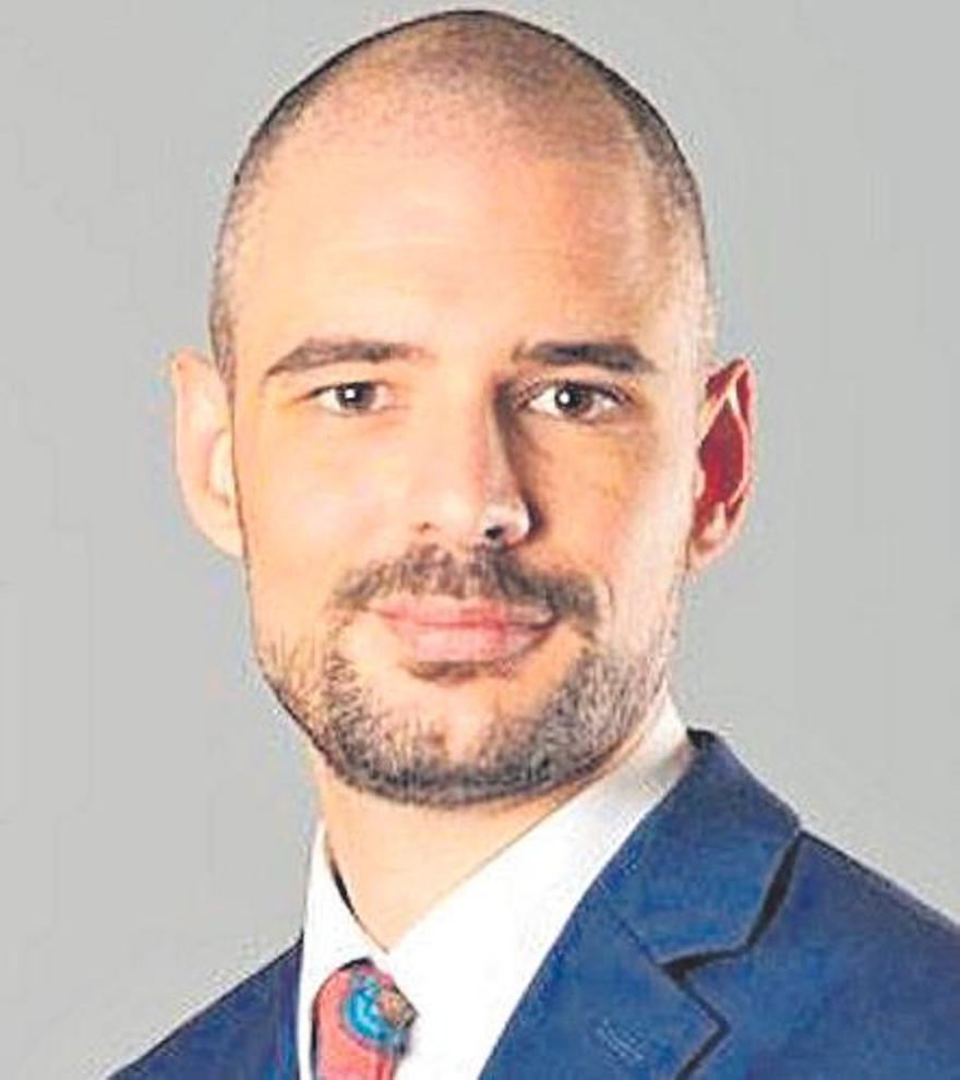 El abogado Mateo Juan.