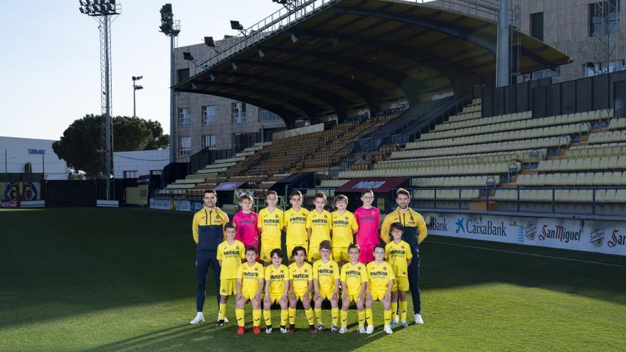Nada detiene al Benjamín D del Villarreal CF