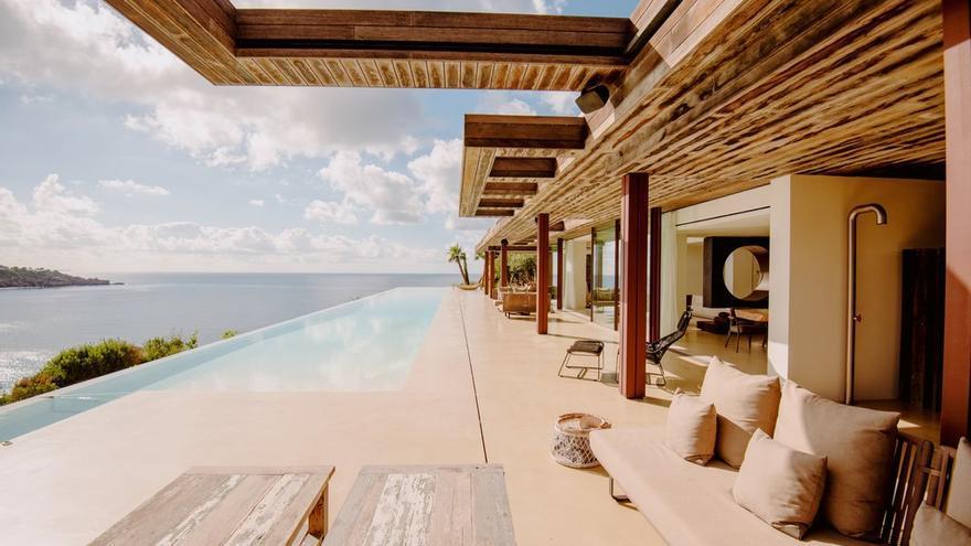 Estas son las 5 casas más impresionantes para alquilar en Ibiza