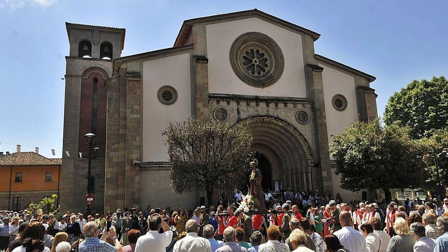 El ferial de las fiestas de San Pedro de La Felguera se instalará en el parque García Lago
