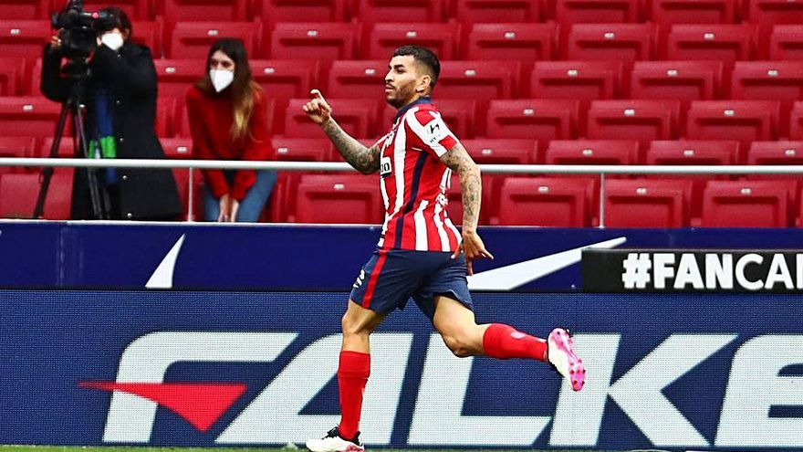 El Atlético defiende su liderato