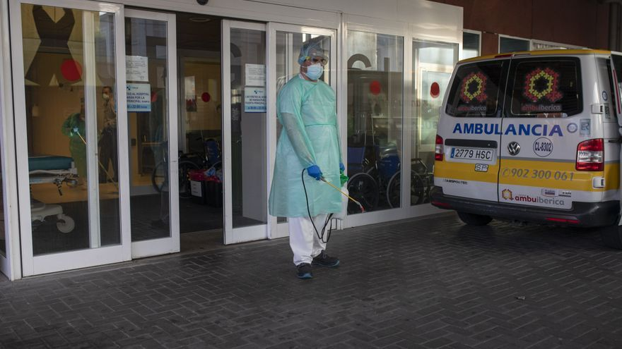 El COVID avanza en Zamora con 106 contagios, cinco fallecimientos y la incidencia disparada