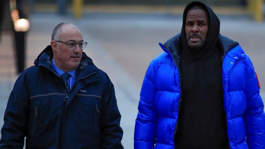Empieza el juicio por abusos sexuales contra R. Kelly