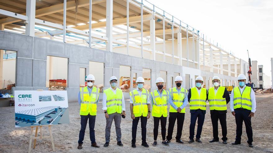 Alaquàs contará con una planta logística de más de 33.000 m2 en su polígono
