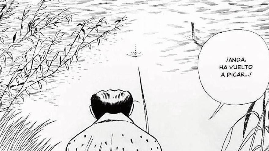 La vida según Tsuge (y Tsuge)