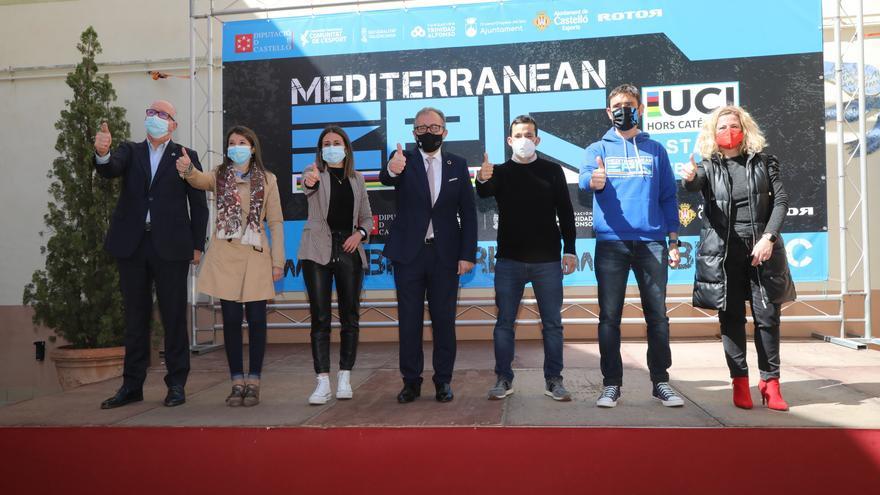 La Mediterranean Epic reúne en Castellón a 500 ciclistas de 40 países
