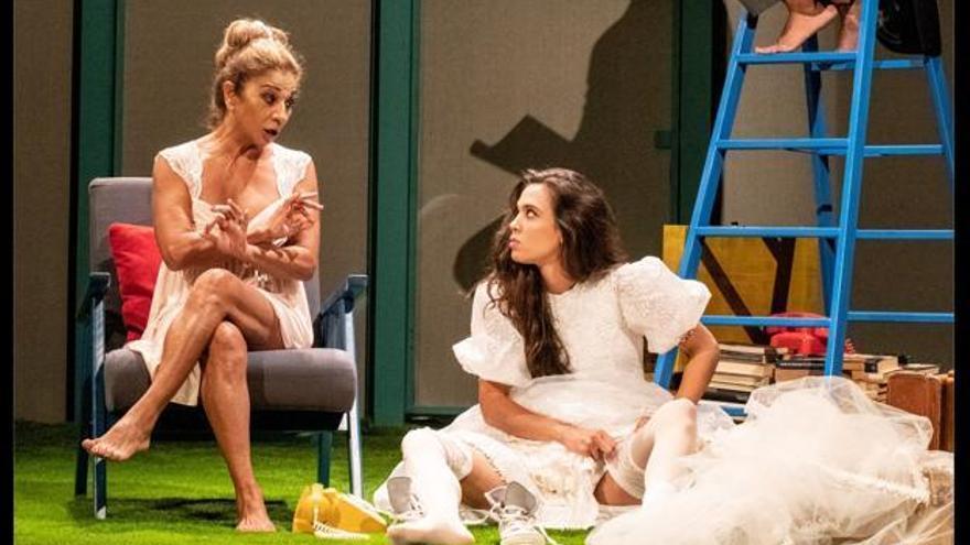 'La fuerza del cariño' llega al Teatro Olympia