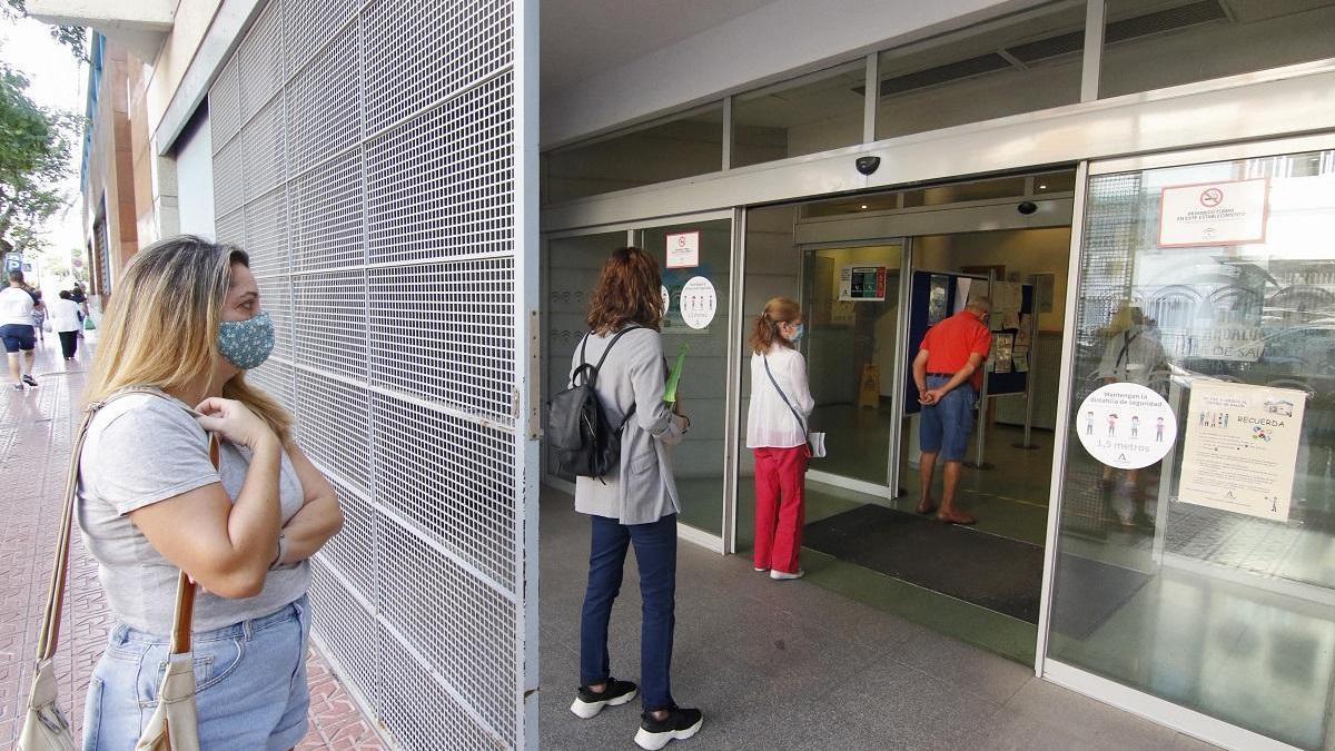 Aumenta la presión asistencial sobre los centros de salud de Córdoba