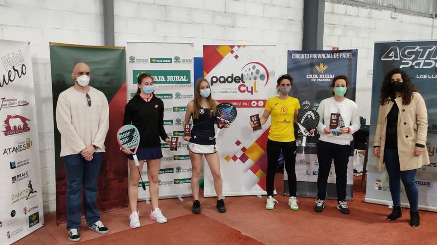 Pádel Zamora | El Circuito Provincial se estrena con triunfo de Revert y Pinacho