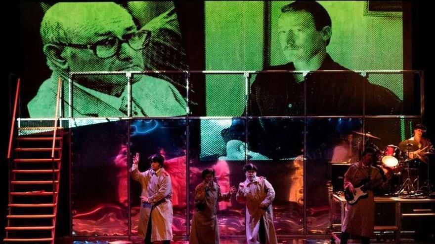 Seis espectáculos de teatro y danza