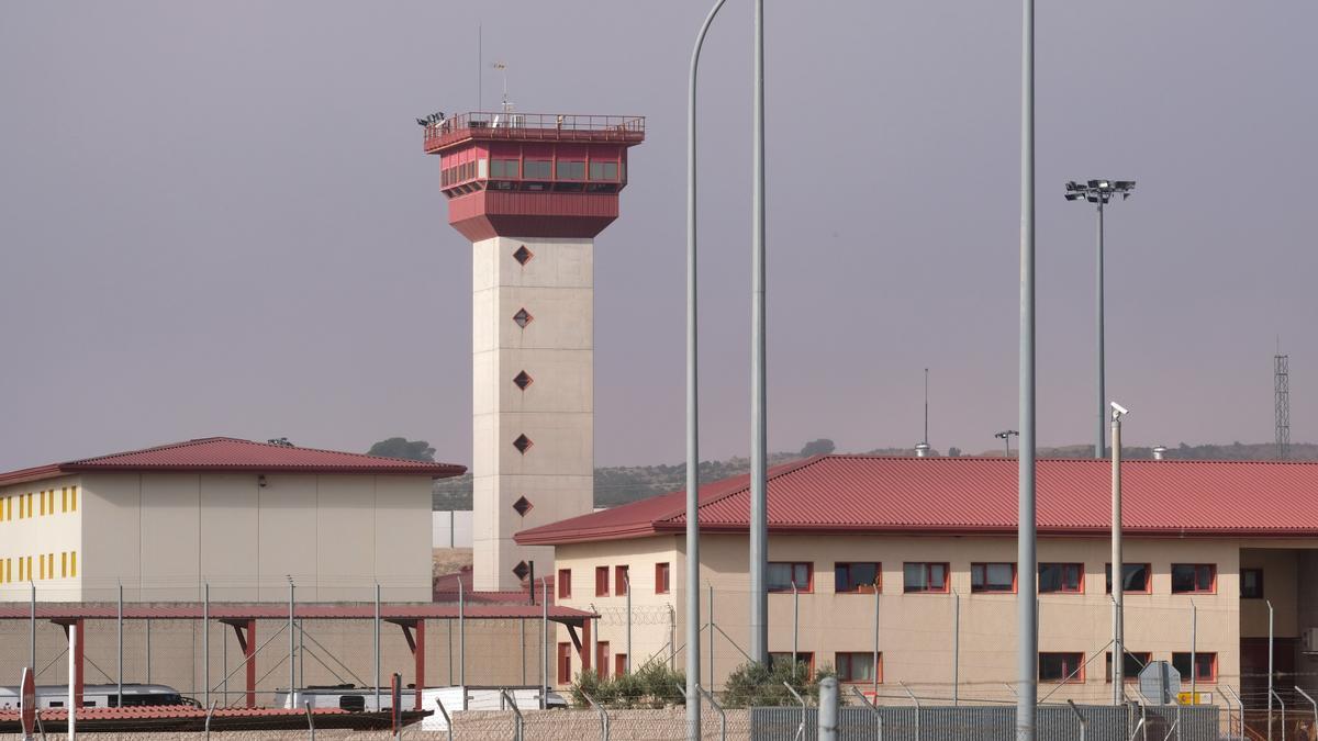 Imagen de archivo de la cárcel de Villena.