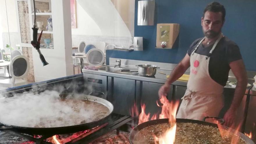 Dénia y otras once ciudades creativas de la UNESCO compartirán su versión de la paella