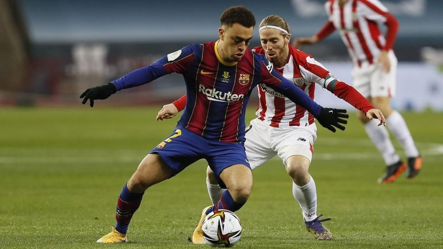 Al Barça se li fa de nit