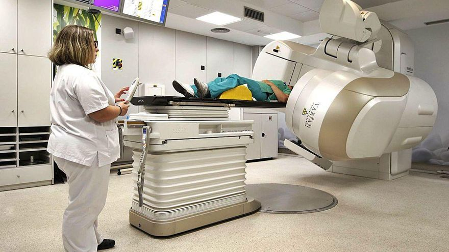 La radioterapia afina su puntería