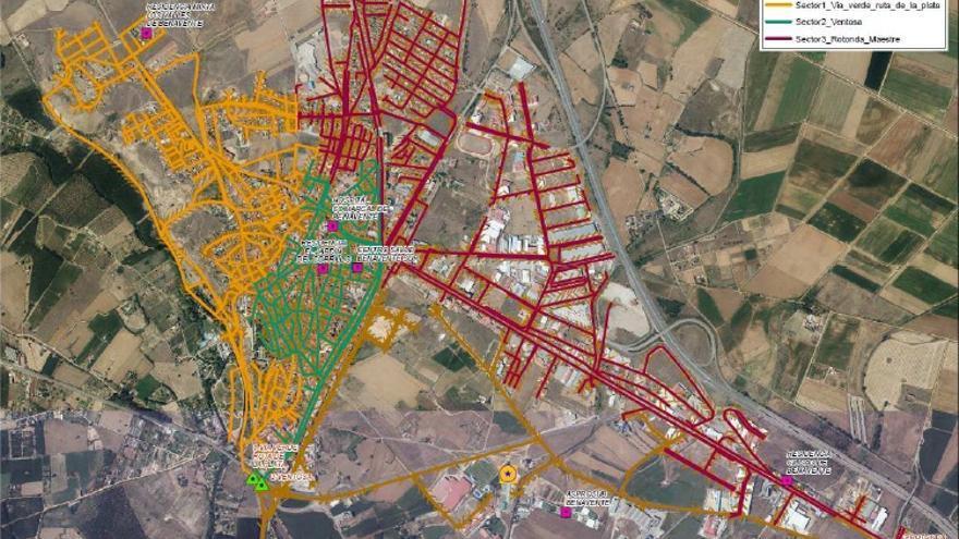 El rastro de COVID en aguas residuales, en ascenso en todos los sectores de Benavente