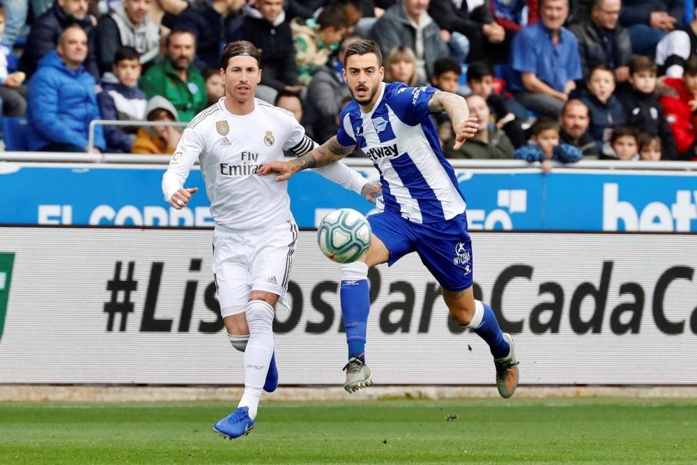 Alavés - Real Madrid