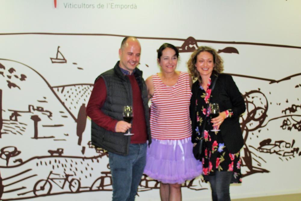 Yolanda Ramos captiva el públic del Vívid a Espelt