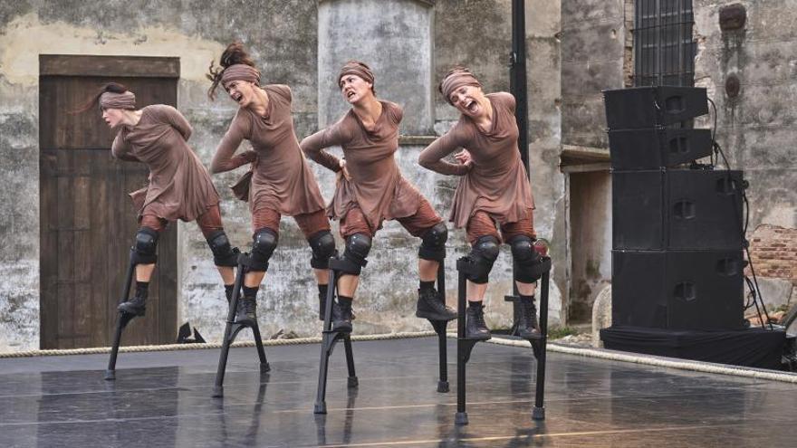 Maduixa entra en escena en el MIM con una obra sobre mujeres migrantes