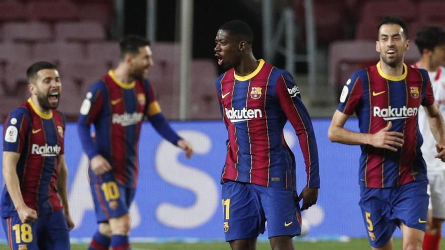 El Barça visita a Osasuna con el impulso anímico de su remontada copera