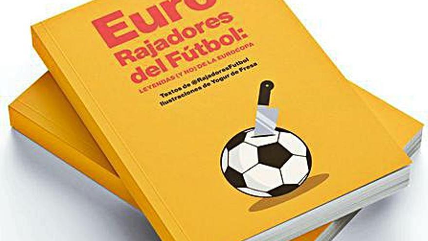 Un estudio de Sagunt ilustra el libro de un «influencer» sobre la Eurocopa