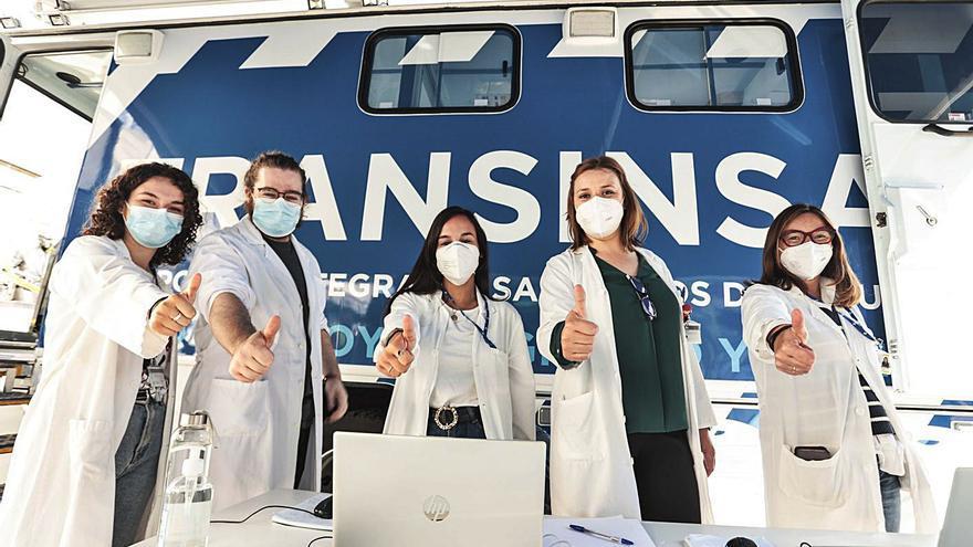 Asturias aplica todas las vacunas que recibe y en Cataluña empiezan a caducar