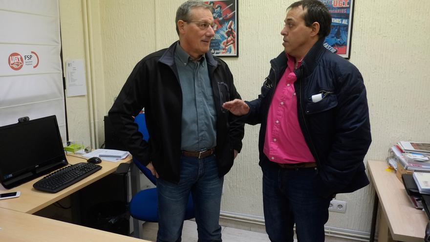 Raúl Castaño, nuevo secretario de la Federación de Servicios Públicos de Zamora