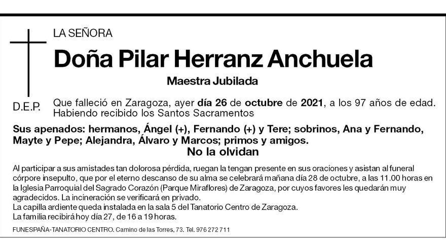 Pilar Herranz Anchuela