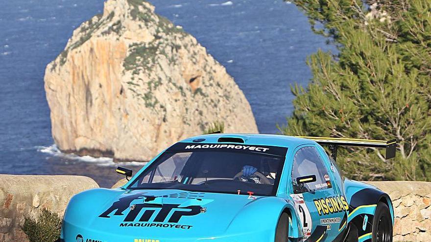 Campins se adjudica la '1ª Pujada a Formentor'