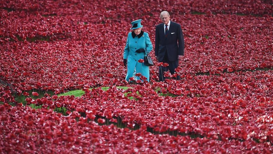 Afecto y dolor en todo el mundo por la muerte de Felipe de Edimburgo