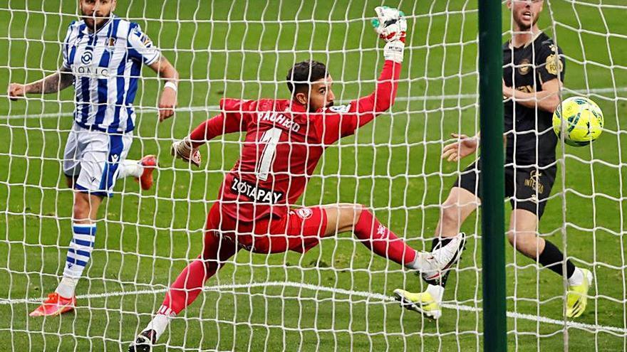 La Real se resarce de la goleada del United