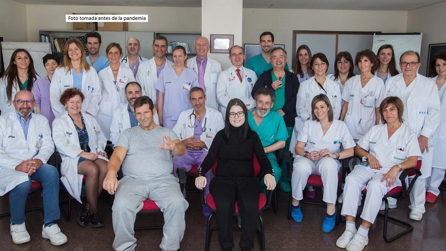 El Programa de Trasplante Hepático del Hospital de Alicante celebra su octavo aniversario después de 300 intervenciones