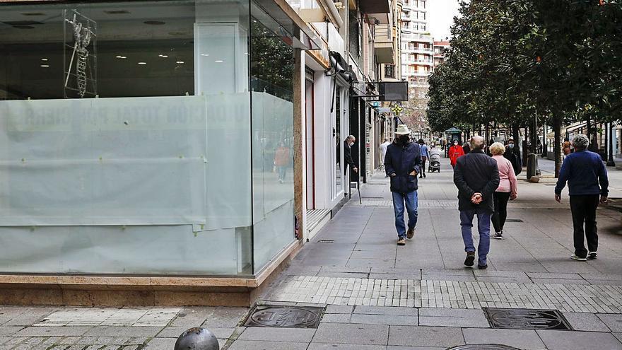 El belén de la calle Covadonga se podrá contemplar desde el viernes