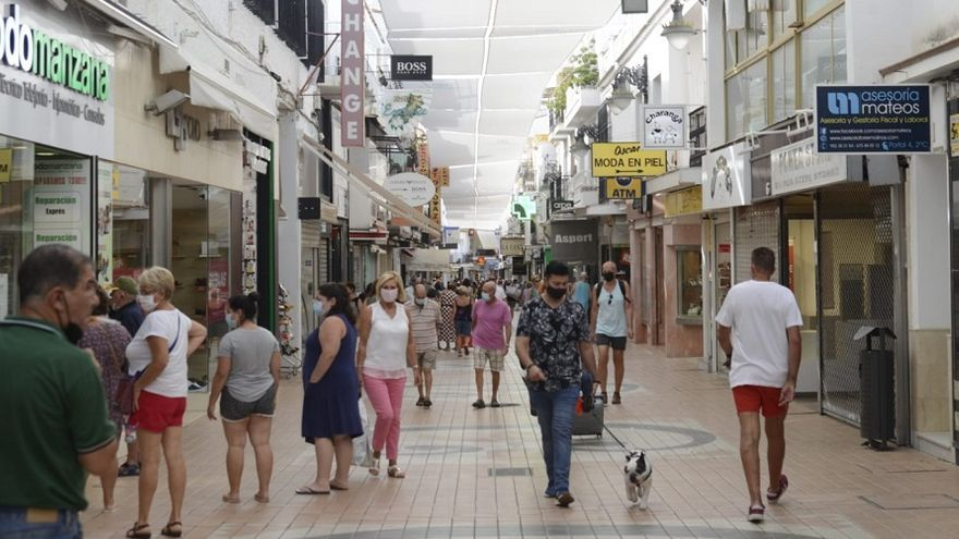 El paro en Torremolinos desciende un 13% en julio respecto al mes anterior
