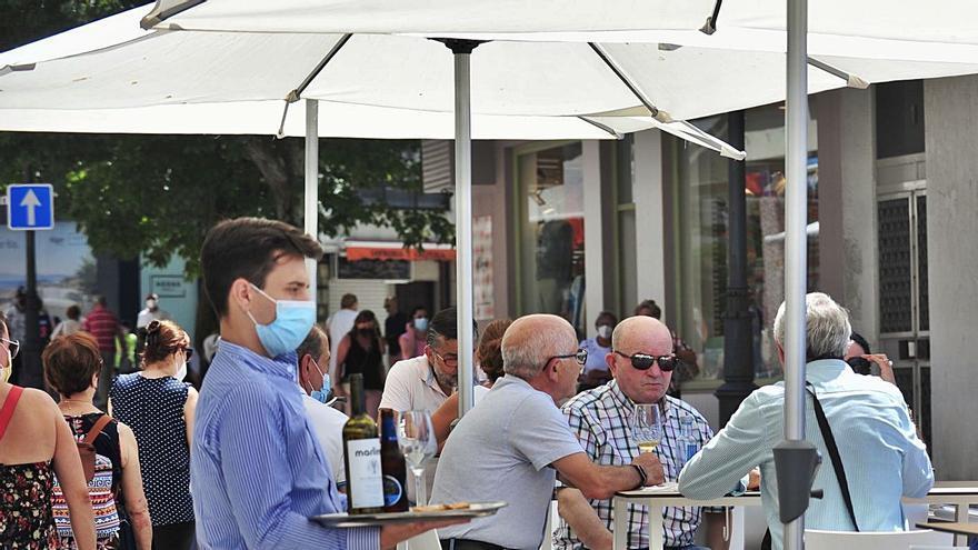 Sanxenxo se consolida a la cabeza de toda Galicia en pernoctaciones hoteleras: casi 500.000 este verano