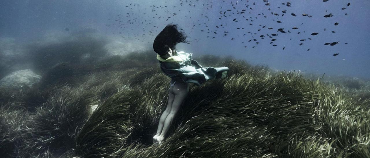 Tabarca, el paraíso de Isabel Muñoz