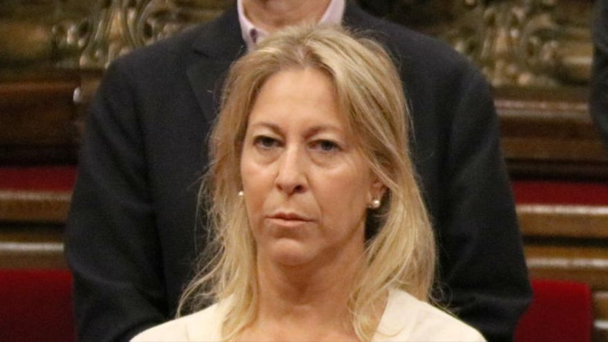 Neus Munté substituirà Mas com a presidenta del PDeCAT