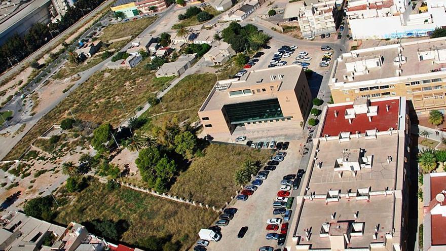 San Vicente trata de reactivar el desarrollo urbanístico de Montoyos tras años de parálisis